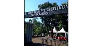 Pusat Informasi Megalitikum Bondowoso