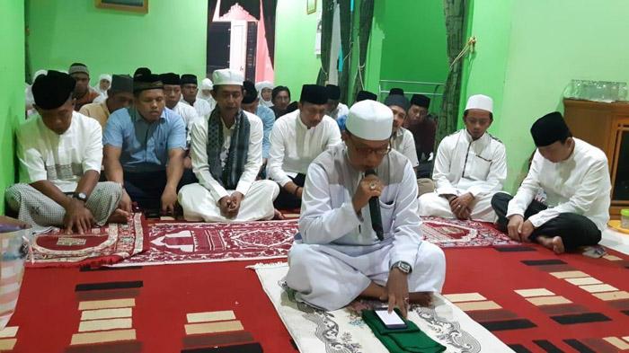 Arif Saleh Hadiri Doa dan Dzikir PAMMASE di Kediaman Amran SE