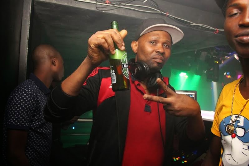 27 Grammy winning DJs, Black Chiney & DJ Snoop Da Damaja shut down Club Quilox for Heineken Green Light party