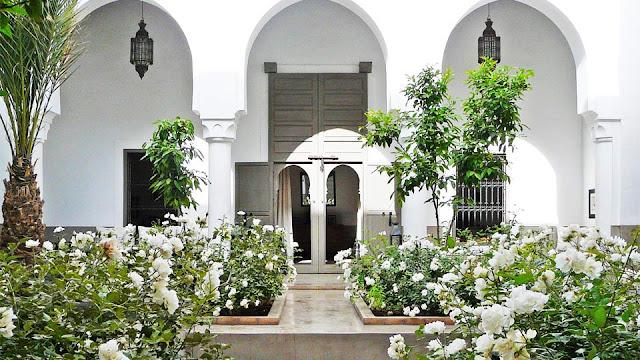 Interior Design & Shopping holiday in Marrakech