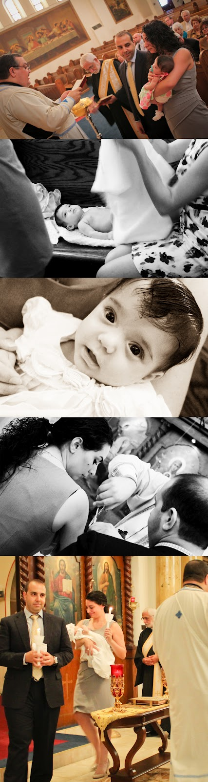 Best Cleveland Baptism Photography | Brittany Gidley Photography LLC