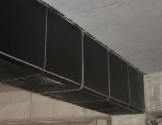 Contoh Balok Beton Yang Diperkuat Dengan CFRP