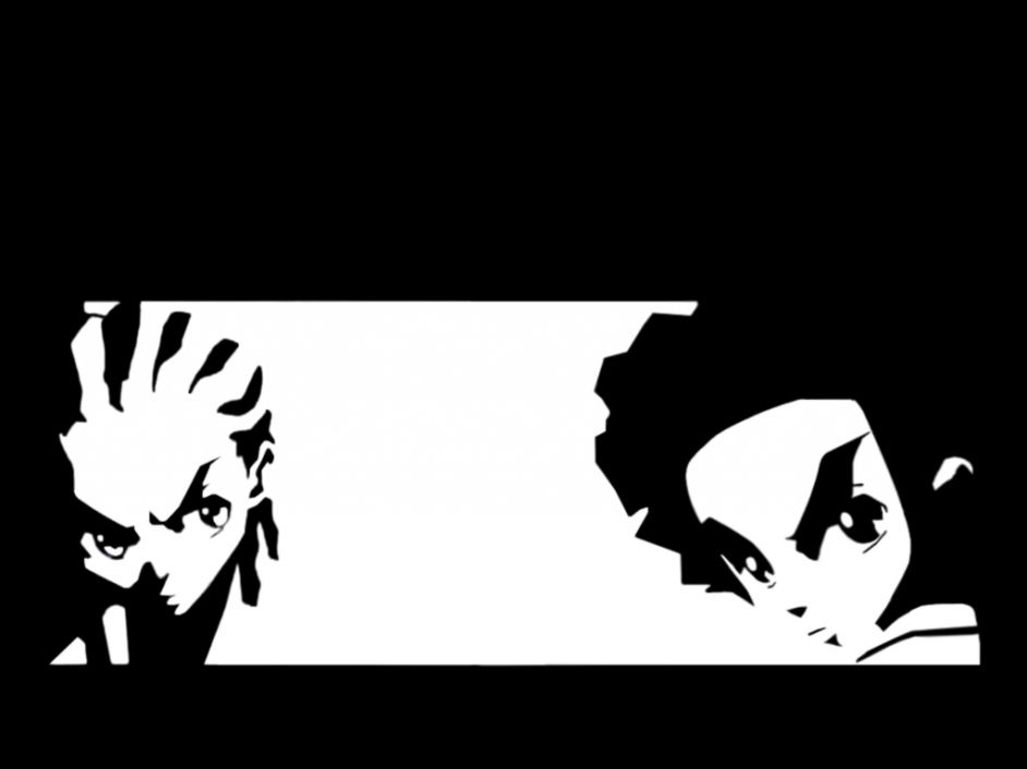 image gallery for boondocks character wallpaper