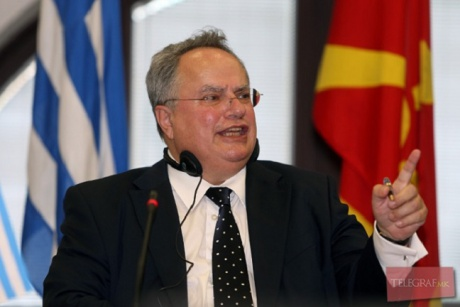 Greece to send draft-agreement to Macedonia before FM Kotzias visits Skopje