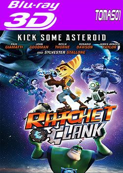 Ratchet & Clank, la película (2016) 3D Full HOU