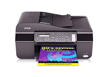 Epson NX305 Scanner Driver Software