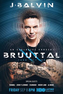 J. Balvin Bruuttal 2018 Custom HD Latino