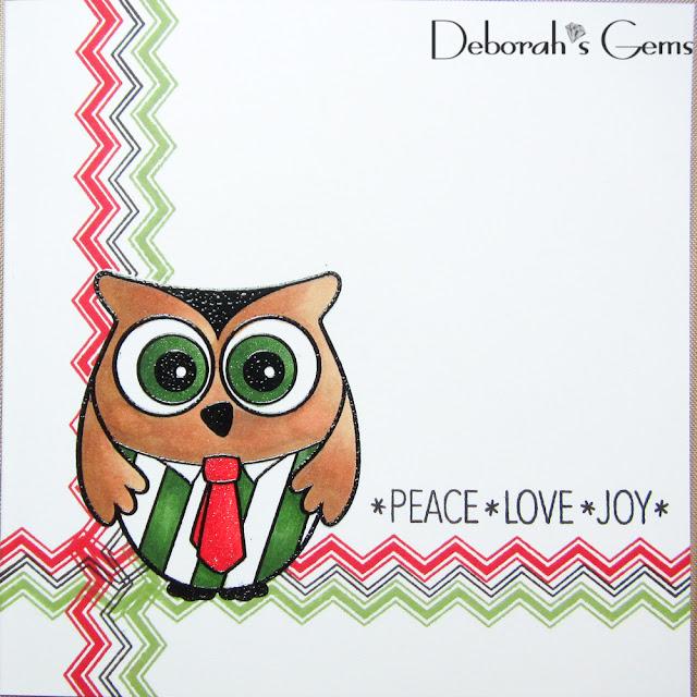 Peace Love Joy - photo by Deborah Frings - Deborah's Gems