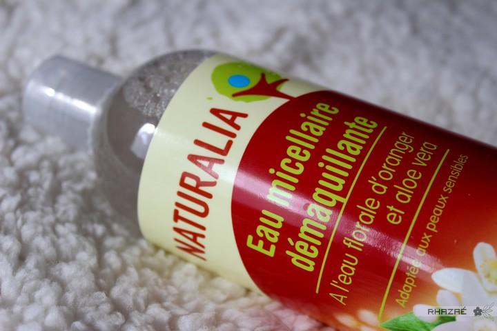 eau micellaire naturalia