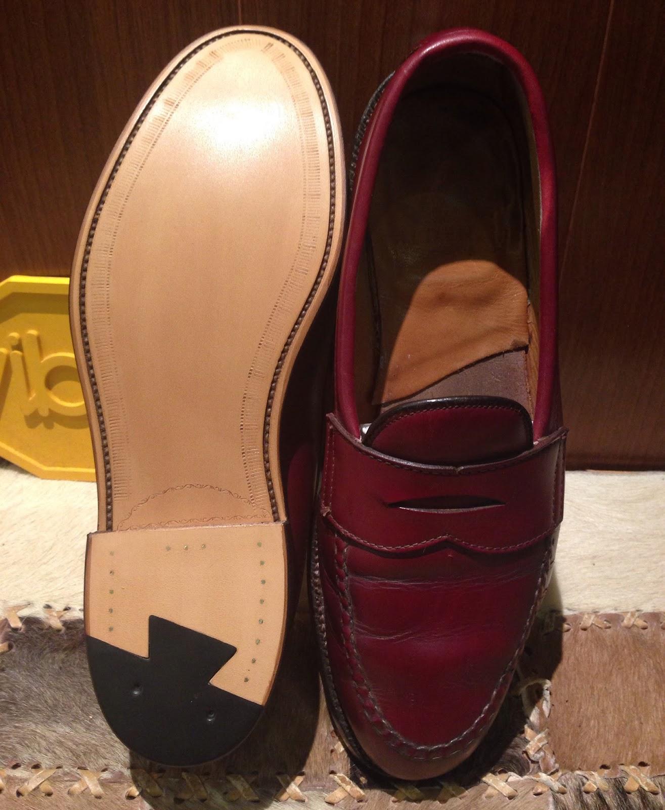 Revive Snake Shoes Amp Bag Repair Alden・red Wing・jmco ソール交換