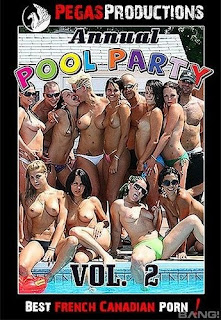 Annual Pornstar Poolparty 2