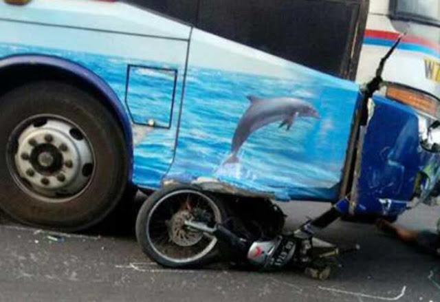 Kecelakaan Bus Sugeng Rahayu