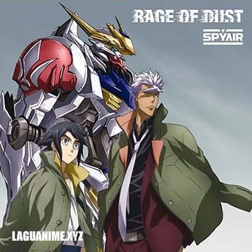 RAGE OF DUST by SPYAIR