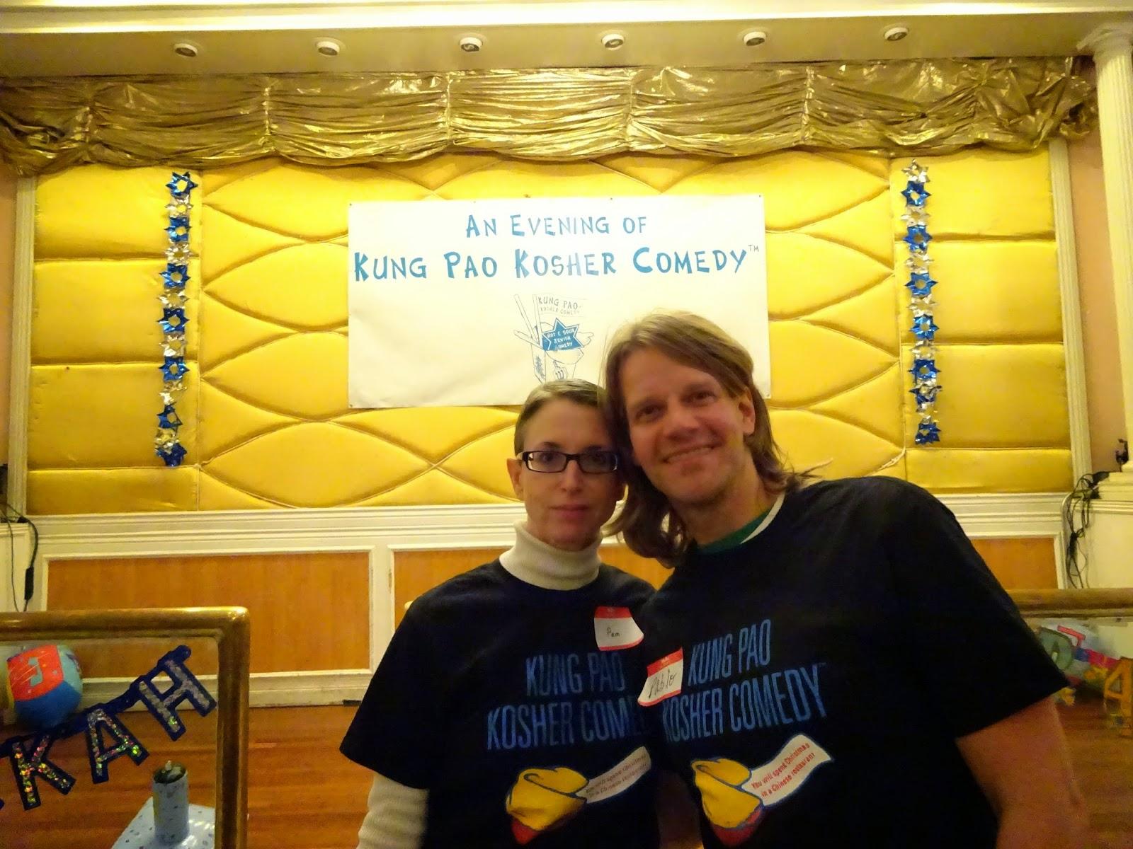 kosher comedy tour