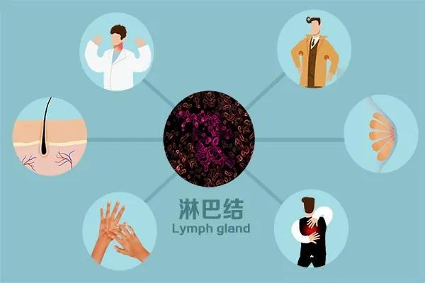 淋巴結出現哪些異常,暗示身體有病?(甲狀腺)