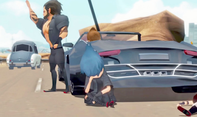 Final Fantasy XV Pocket Edition Released