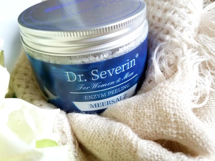 Review: Dr. Severin - Enzym Peeling Meersalz - Madame Keke