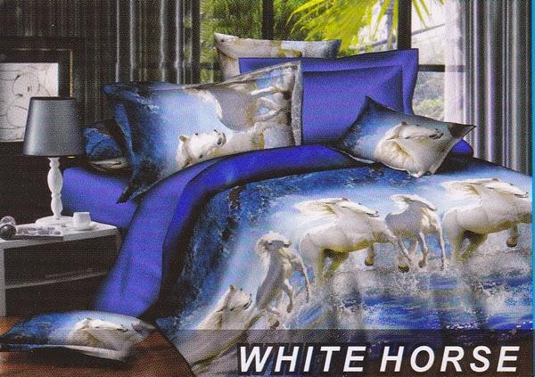 Sprei Fata White Horse