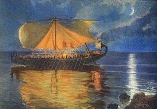 Αποτέλεσμα εικόνας για Τα πλοία των Φαιάκων