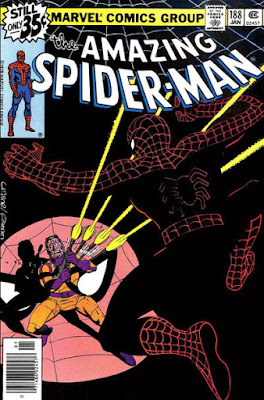 Amazing Spider-Man #188, Jigsaw