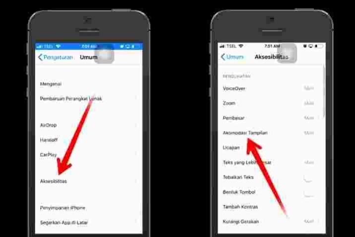 Cara gampang mengaktifkan mode dark pada Whatsapp di iPhone 2