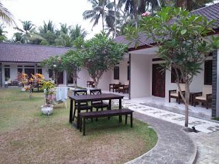 Penginapan dan hotel murah di pantai batukaras