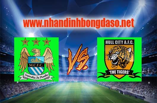 Nhận định bóng đá Manchester City vs Hull City, 21h00 ngày 08-04