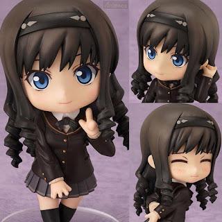 Figura Haruka Morishima Nendoroid Amagami SS Good Smile Company
