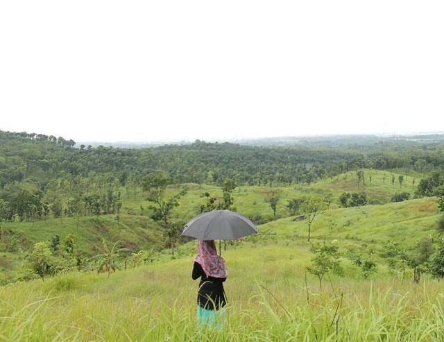 Gerbengkong Hills