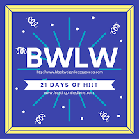 BWLW on Blog post by Trinka Polite Fitness HIIT