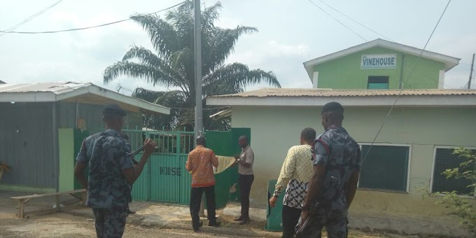 Ghana Tourism Authority shuts down illegal hostels in Eastern Region