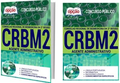 Apostila Concurso CRBM 2ª região 2017