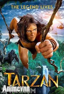 Cậu Bé Rừng Xanh - Tarzan 2013 Poster