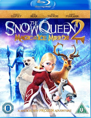 The Snow Queen 2 2014 Dual Audio 720p BRRip 400Mb HEVC x265