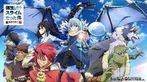 الحلقة 1 من Tensei shitara Slime Datta Ken مترجم تحميل و مشاهدة