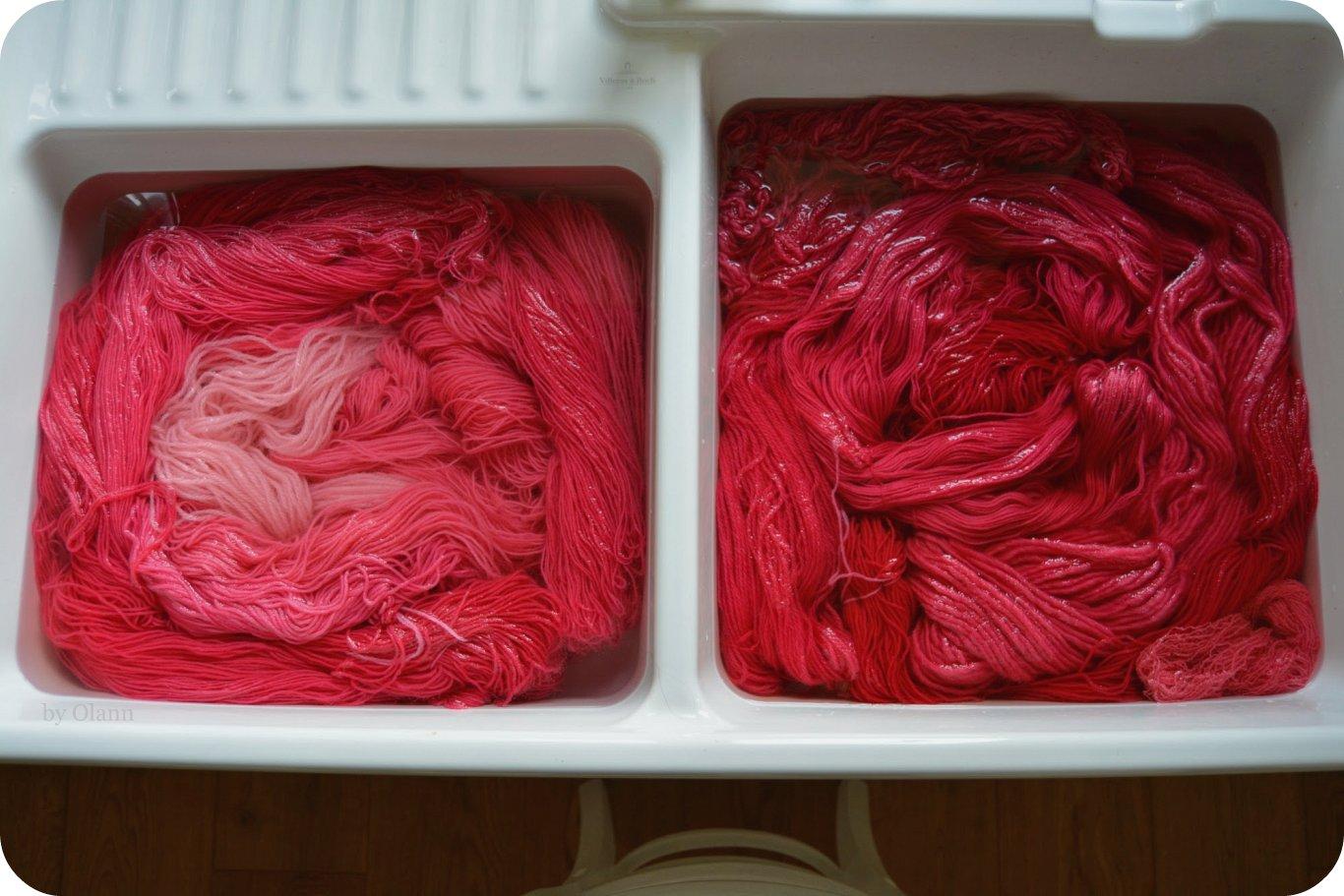 olann magenta pink und rosa. Black Bedroom Furniture Sets. Home Design Ideas