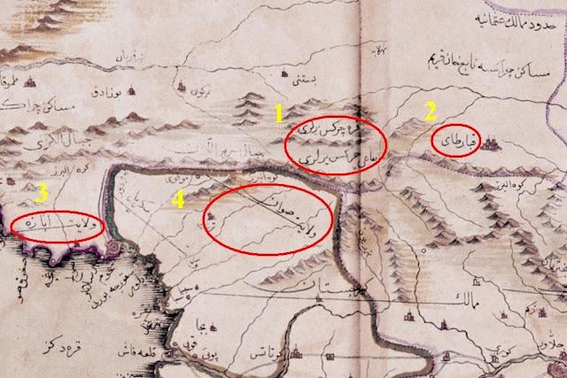 черные черкесы-карачеркесы, историческая карта западного кавказа 19 века
