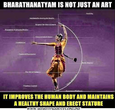 Bharathanatyam is not just an art