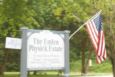 The Emlem Physick Estate in Cape May