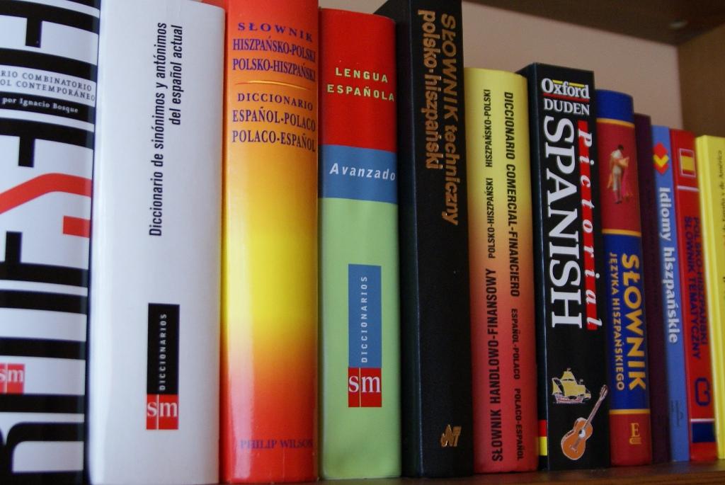 hiszpański słowniki do nauki hiszpańskiego słowniki online słowniki słownik polsko-hiszpański