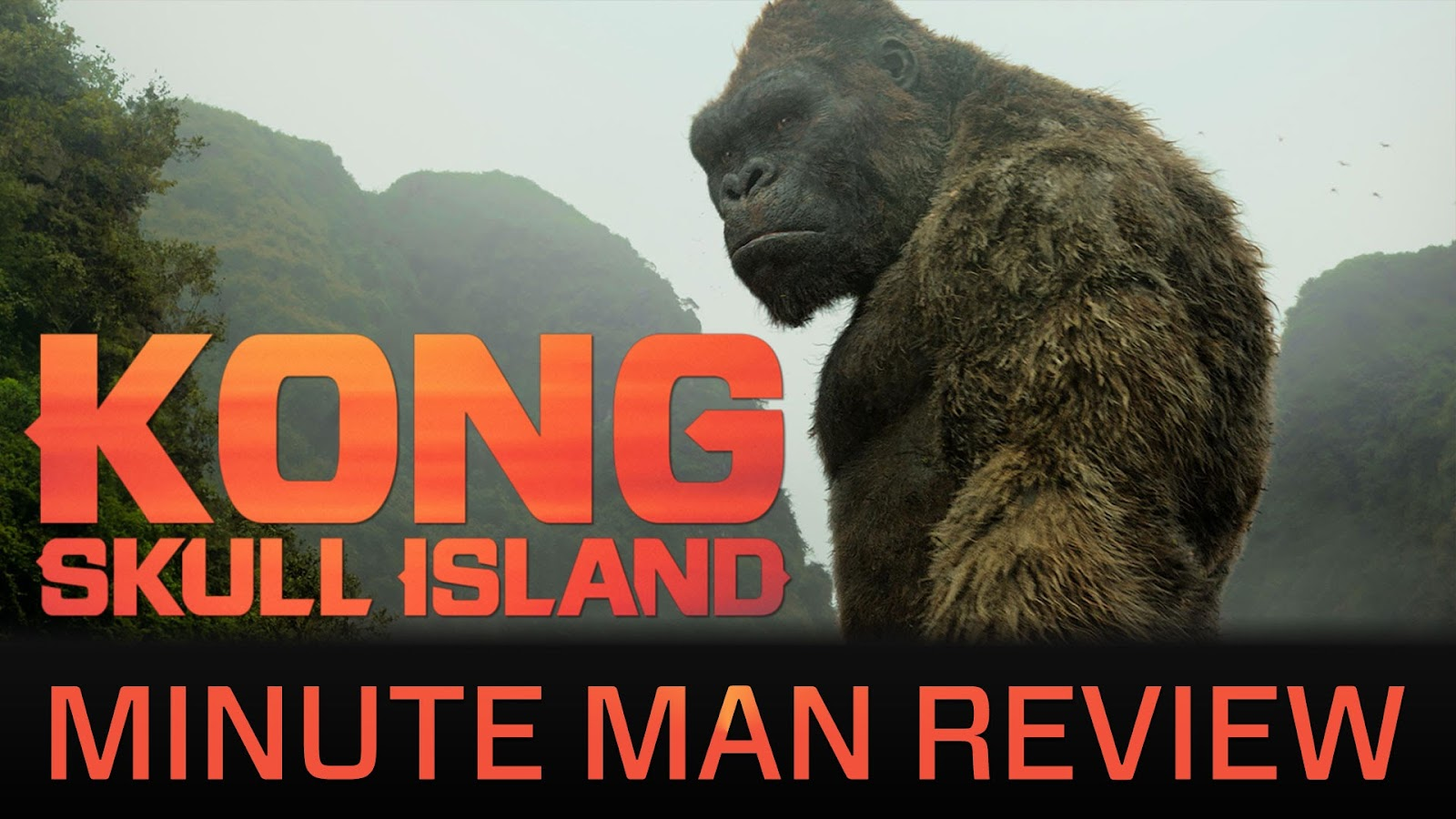 movie review Kong Skull Island podcast