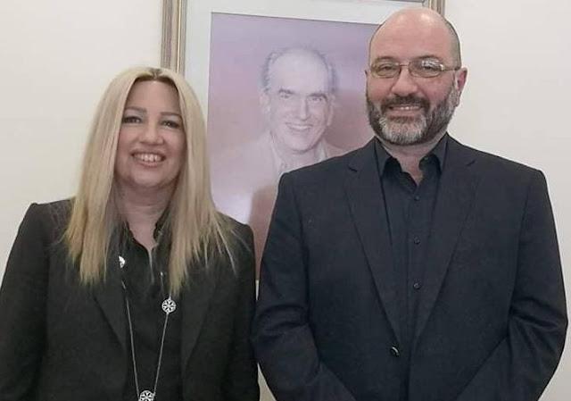 Ο υποψήφιος Ευρωβουλευτής Σάκης Αρναούτογλου επισκέπτεται το Άργος