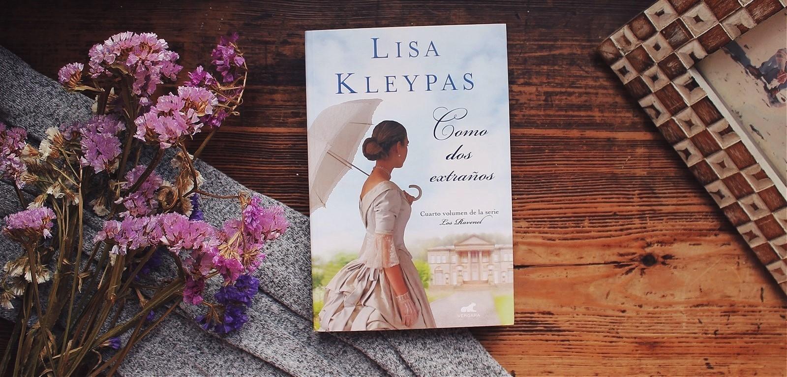 Como dos extraños · Lisa Kleypas