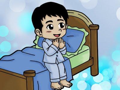 4 Amalan atau Do`a Luar biasa Sebelum Tidur Yang Diajarkan Rasulullah Kepada Siti Aisyah