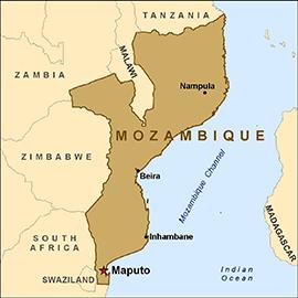 Θα χάσει ο Putin τον ύπνο του από τη Μοζαμβίκη;