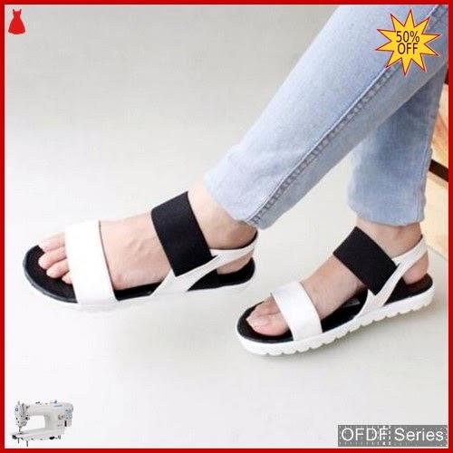 OFDF222 Sepatu Slip On Cantik Wanita Popy BMGShop