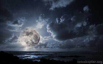 Ay'ın neden hep aynı yüzünü görürüz?