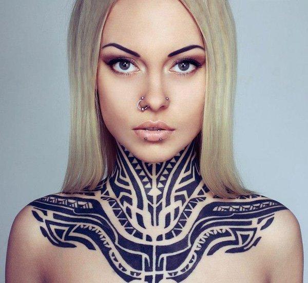 tatuajes de tribal