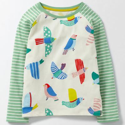 Print pattern kidswear mini boden spring 17 for Mini boden england