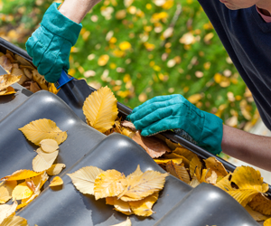 Gutter Leaf Protection in Charlotte, NC